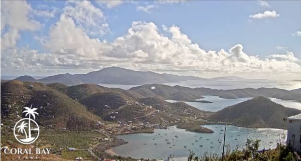 coral bay views webcam