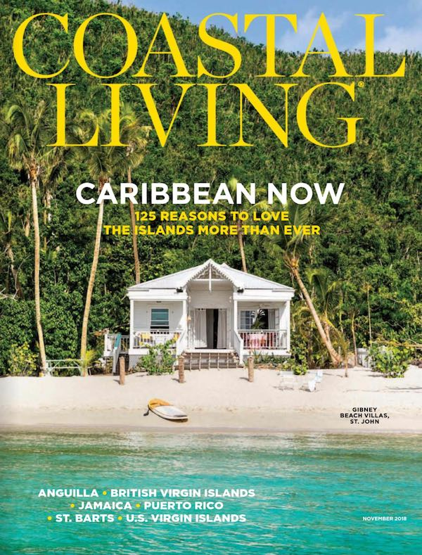 November 2018 - Coastal Living Cover Cropped