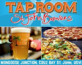 St. John Brewers Tap Room