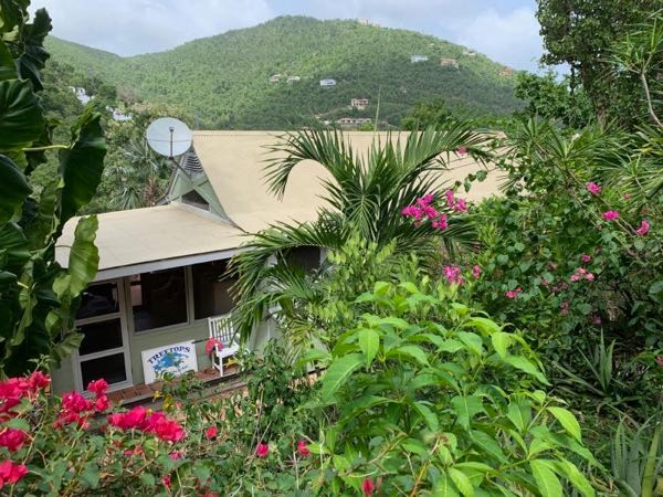 St. John Real Estate: Successful Short Term Rental with Owners in Residence 1