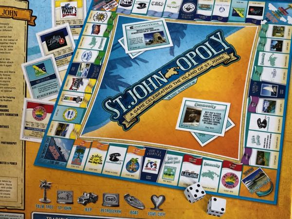 St. Johnopoly™ - the Board Game 1