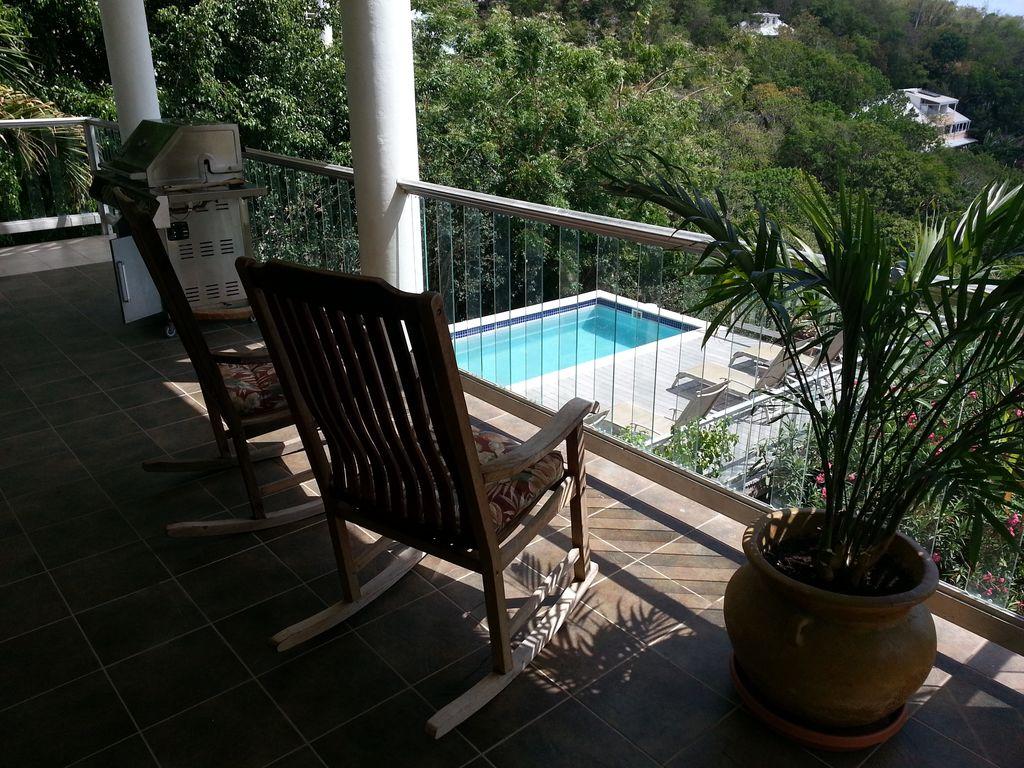 St. John Real Estate: Beautiful Home with Panoramic Views 8