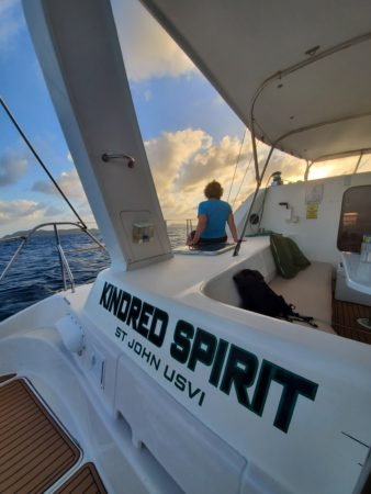 Business Spotlight:  Come Sail Away with Kindred Spirit 9