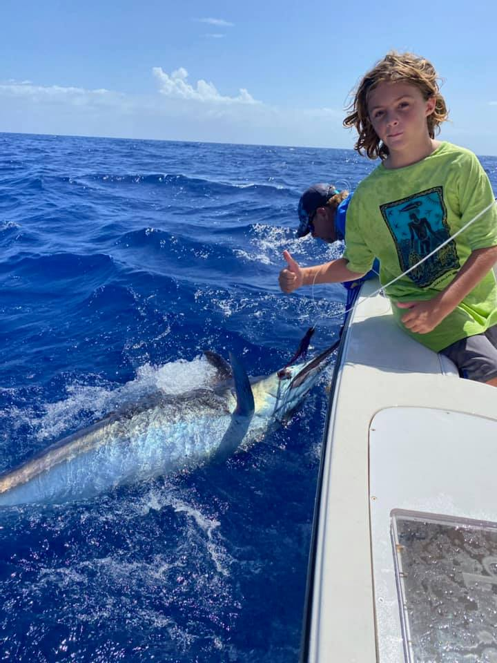 Trip Report: Catching the Blue Marlin 22