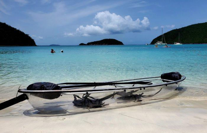 Crystal Kayaking at Maho 7