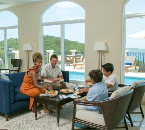 Villa Spotlight:  Spend the Holidays at The Hills St. John 5