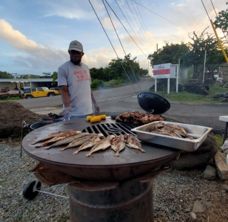 Local Livin'- Local Cuisine with Smitty at Island Breeze 7