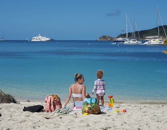 Summer Vacation With the Kids on St. John