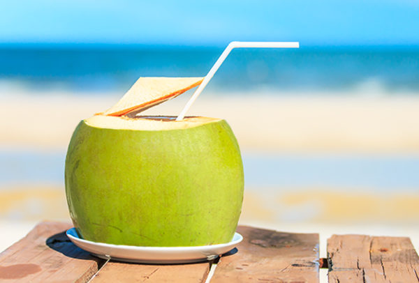 Caribbean Cocktails at Home: Lime in the Coconut 3